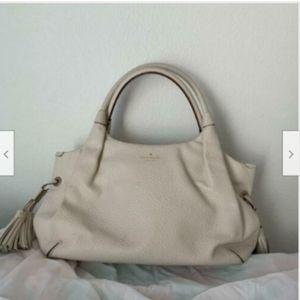 Kate Spade White Tote purse
